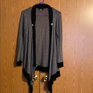 5/$25 Striped Cardigan